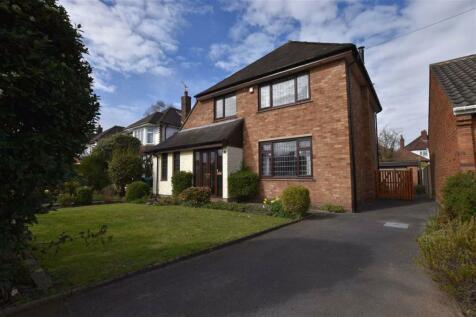 Ffordd Hooson, Wrexham. 3 bedroom detached house for sale