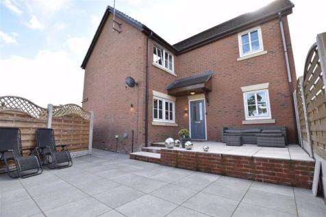 Summerhill Park, Summerhill, Wrexham. 4 bedroom detached house