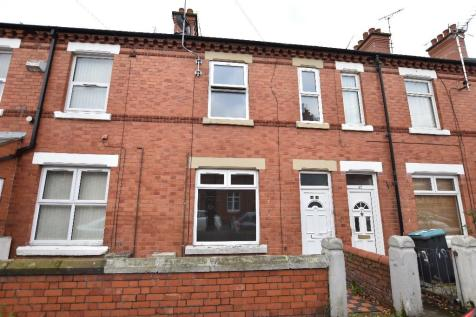44 Poyser Street, Wrexham, Wrexham (County of), LL13 7RP. 3 bedroom town house