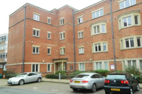 117 Caxton Place, Wrexham, Wrexham (County of), LL11 1PA. 1 bedroom apartment