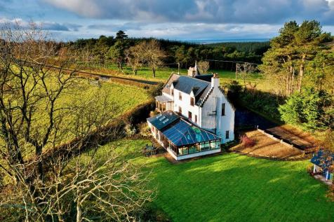 West Lodge, Corraith, Symington, Ayrshire property