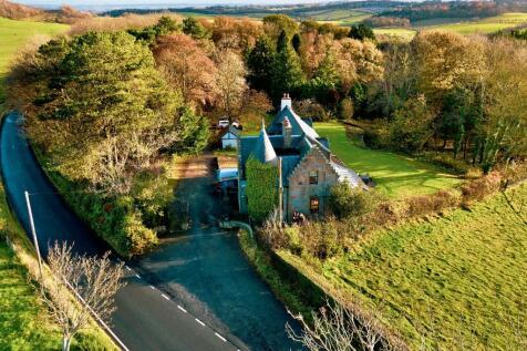 West Lodge, Corraith, Symington. 5 bedroom country house for sale