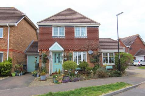 The Acorns, Burgess Hill. 4 bedroom detached house for sale
