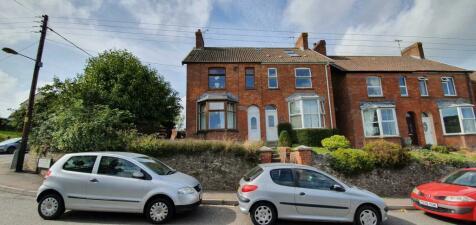 Hillside Villas, South Chard. 3 bedroom semi-detached house