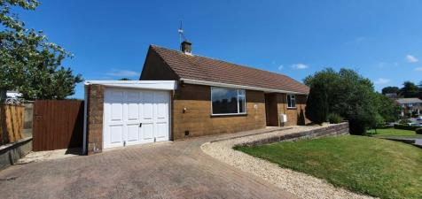 Springfield, Ilminster. 3 bedroom detached bungalow