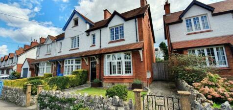 Furnham Road, Chard. 4 bedroom semi-detached house