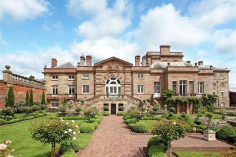 Patshull Park, Burnhill Green, South Staffordshire, WV6. 5 bedroom semi-detached house for sale