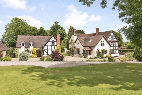Crown Lane, Cressage, Shrewsbury, SY5. 6 bedroom detached house for sale