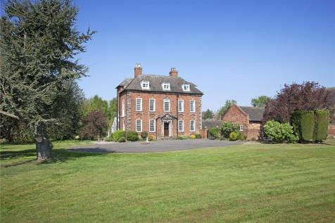 Mavesyn Ridware, Lichfield, Staffordshire, WS15. 9 bedroom detached house