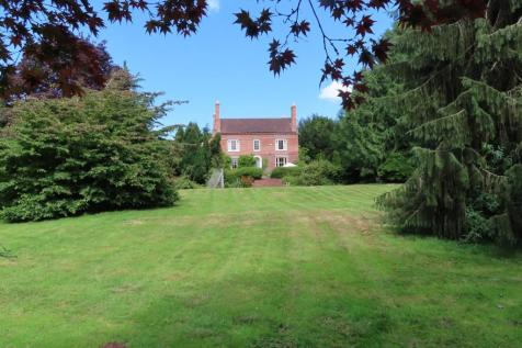 Stockton, Worcester, WR6. 9 bedroom detached house