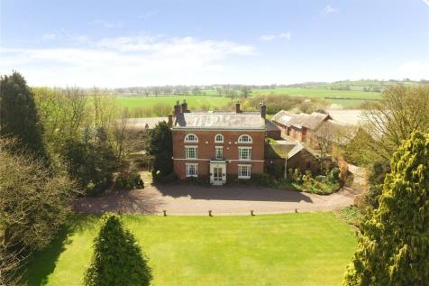 Brockton, Eccleshall, Stafford, ST21. 5 bedroom detached house for sale