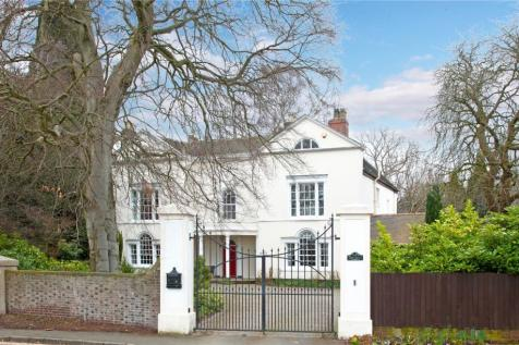 The Green, Aldridge, Walsall, WS9. 8 bedroom detached house for sale