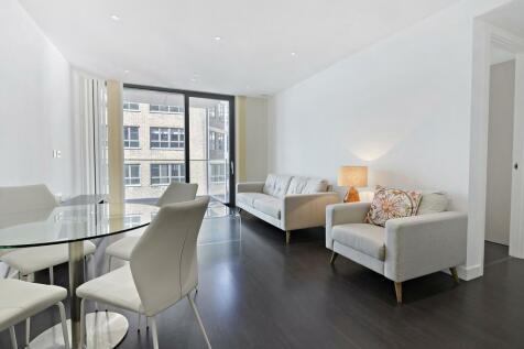 Alie Street, E1. 2 bedroom apartment