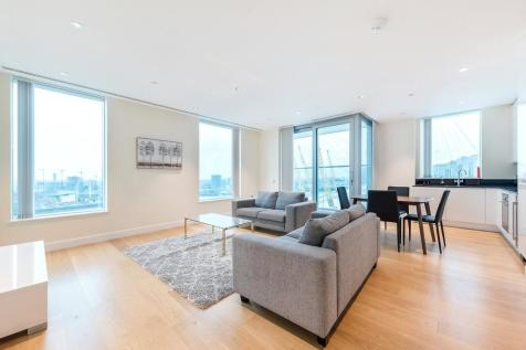 Arora Tower, 2 Waterview Drive, SE10. 2 bedroom apartment