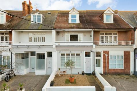 Tower Parade, Whitstable. 5 bedroom house for sale