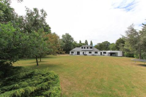Grasmere Road, Chestfield, Whitstable. 5 bedroom detached house for sale