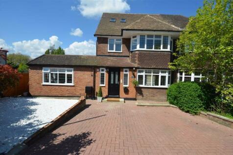 Westbury Road, Woodside Park. 4 bedroom semi-detached house for sale