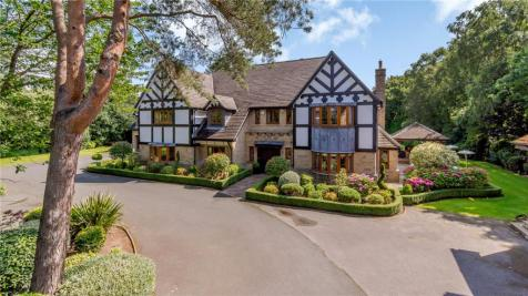 The Manor, Manor House Lane, Alwoodley, Leeds, West Yorkshire. 7 bedroom detached house for sale