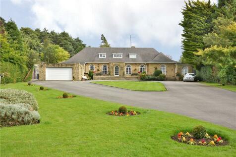 The Croft, Harrogate Road, Alwoodley, Leeds. 7 bedroom detached house for sale