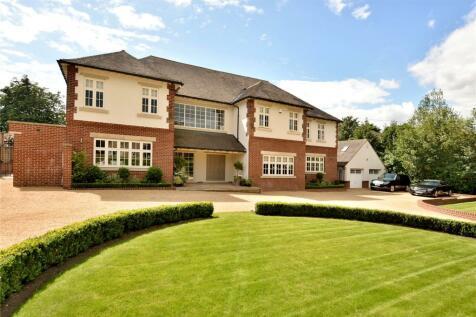 Glencoates, Sandmoor Drive, Alwoodley, Leeds, West Yorkshire. 6 bedroom detached house for sale