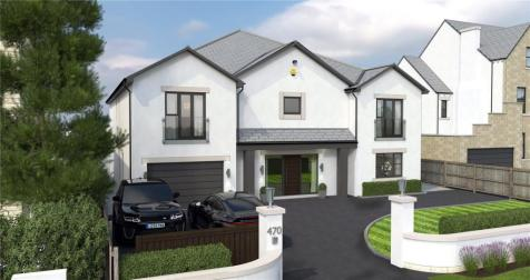 Shadwell Lane, Leeds, West Yorkshire. 5 bedroom detached house for sale