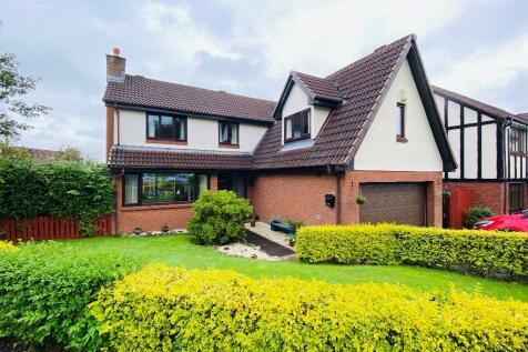 Parkinch, Erskine, Renfrewshire, PA8. 4 bedroom detached house