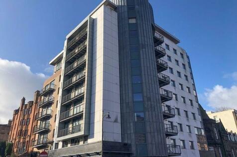 ROSE STREET, GLASGOW, G3 6SP. 2 bedroom flat