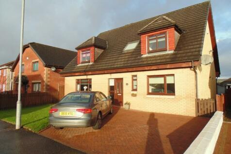 Oakfield Drive, Alexandria, Dunbartonshire, G83. 4 bedroom detached house for sale