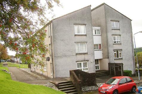 Ladyton Estate,Bonhill,. 1 bedroom ground floor flat