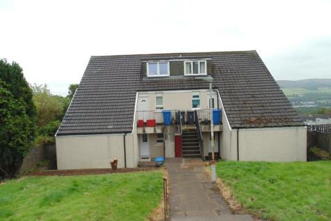 Braehead, Alexandria, Dunbartonshire, G83. 2 bedroom ground floor flat