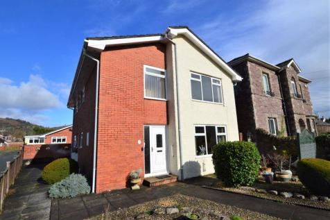 Brecon Road, Abergavenny. 2 bedroom apartment for sale