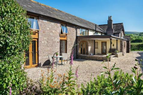 Castle Farm, Castle Road, Llangynidr, Mid Wales - Barn Conversion / 4 bedroom barn conversion for sale / £550,000