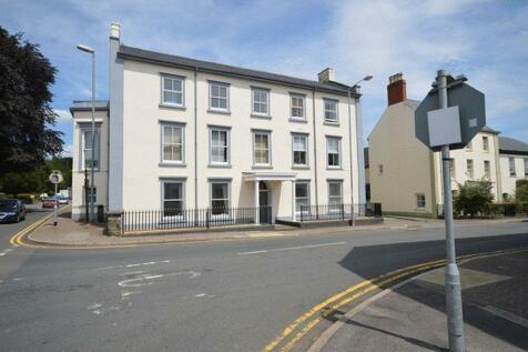 Lower Monk Street, Abergavenny. 2 bedroom flat