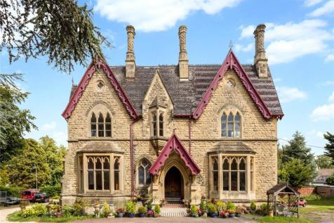 College Lawn, Cheltenham, Gloucestershire, GL53. 8 bedroom detached house for sale
