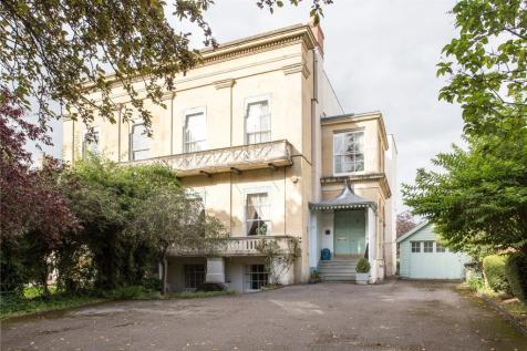 Queens Road, Cheltenham, Gloucestershire, GL50. 6 bedroom semi-detached house for sale