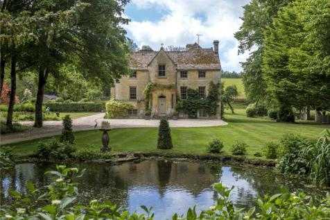 Shipton Oliffe, Cheltenham, Gloucestershire, GL54. 6 bedroom detached house