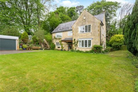 Leckhampton Hill, Cheltenham, Gloucestershire, GL53. 4 bedroom detached house for sale