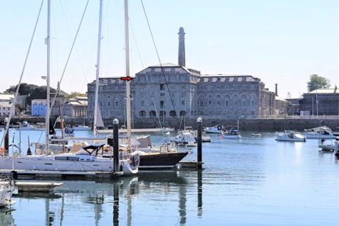 Brewhouse, Royal William Yard. 2 bedroom apartment