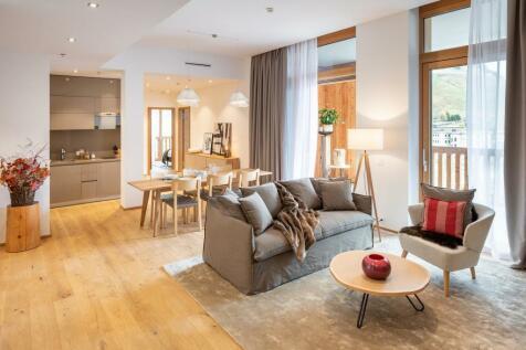Uri, Andermatt. 3 bedroom apartment for sale