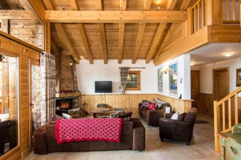 Valais, Montana. 5 bedroom chalet for sale