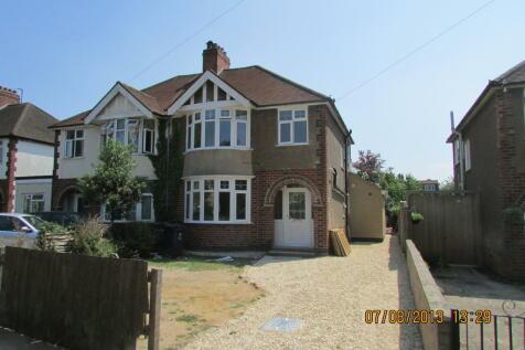 London Road, Headington, Oxford. 5 bedroom semi-detached house