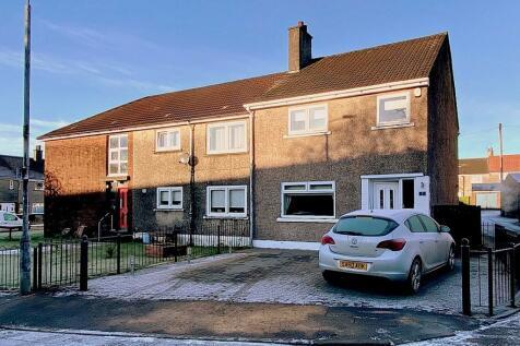 Third Avenue, Dumbarton, West Dunbartonshire. 3 bedroom semi-detached house for sale