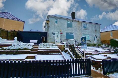 Cables Drive, Bonhill G83 9EN. 3 bedroom semi-detached house for sale