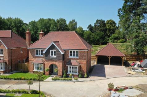 Shapley Grange, Hartley Wintney, Hook, RG27. 4 bedroom detached house for sale