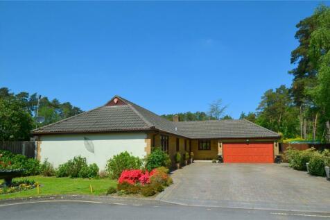 Webbs Way, Ashley Heath, Ringwood, BH24. 4 bedroom bungalow