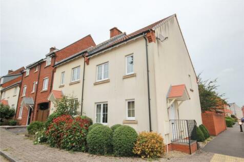 Viburnum Road, Almondsbury, Bristol, BS32. 3 bedroom end of terrace house