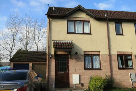 Cooks Close, Bradley Stoke, Bristol, BS32. 2 bedroom end of terrace house