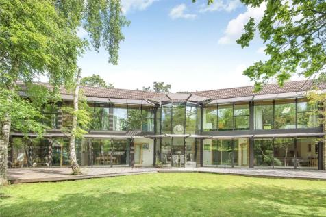 St. Marys Road, Leigh Woods, Bristol, BS8. 4 bedroom detached house