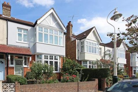 Waldemar Avenue, Ealing, W13. 4 bedroom house for sale