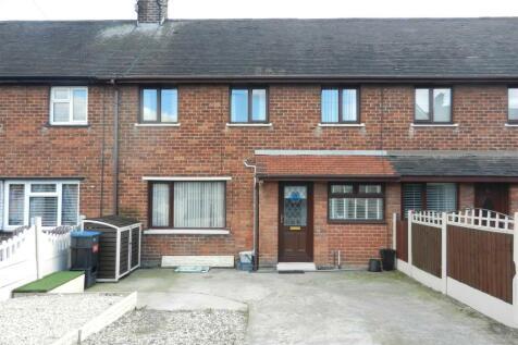 Ffordd Llanerch, Penycae, Wrexham. 3 bedroom terraced house